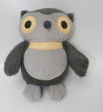 """Kohl's Cares Hooty Gray Owl Plush Aesop's Fables Stuffed Toy 10"""""""