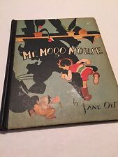 Mr Mogo Mouse Jane Ort 1930 Volland Company