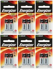Energizer A23 12V Batteries 6 Packs of 2 = 12 batteries (A23BPZ-2)