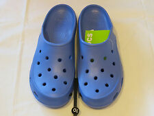 Crocs Womens Freesail Clog Mule Lapis 200861-434 W 8 shoes croslite