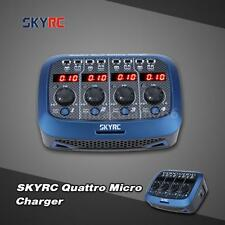 SKYRC Quattro Micro 4*4W 4*1S Lipo Battery Charger For RC Battery US Plug O4UA
