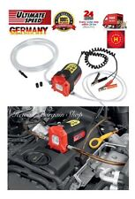 12v Ultimate Oil Diesel Suction Pump ,Transfer Extractor for Car Van and boats.