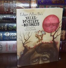 Tales of Mystery and Madness by Edgar Allan Poe New Illustrated Hardback Edition