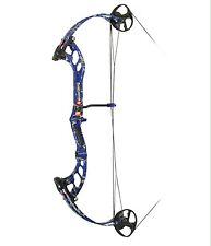 NEW 2017 LEFTHAND PSE BLUE MUDD DAWG BOWFISHING BOW PACKAGE WITH AMS KIT 30-40#