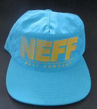 MENS NEFF HAT SNAPBACK ADJUSTABLE CAP ONE SIZE
