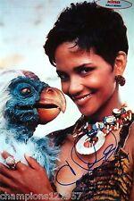 Halle Berry ++Autogramm++ ++James Bond Girl 90er Jahr+2
