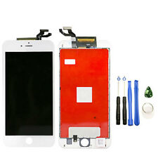White LCD Display Touch Screen Digitizer Frame Assembly+Tool For iPhone 6S Plus