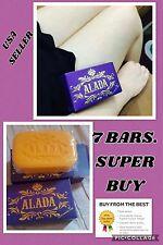 7 X ALADA Whitening Soap. LOT OF 7 ❤AUTHENTIC ❤USA SELLER