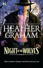 Night of the Wolves - Heather Graham (Paperback)