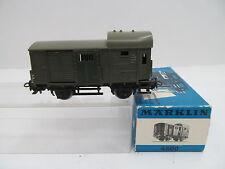 eso-9987 Märklin 4600 H0 Gepäckwagen DB 122861 Essen mit leichte Gebrauchsspuren