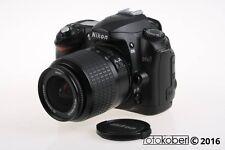 NIKON D50 mit AF-S 18-55mm f/3,5-5,6 - SNr: 6114203