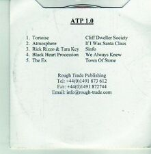(CY905) ATP (All The Players) 1.0, 5 tracks 2001 - DJ CD