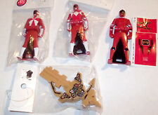 Power Rangers Pirates GOKAI LEGEND LOT of 2 Ranger KEY Used Set Japan Bandai