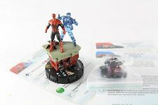 Heroclix MARVEL Deadpool Superior Spider-Man 060 & Araña bots Sr Super Raro