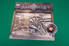 Bolt Thrower Those Once Loyal Rock GOLD LP NEW RSD 2016 Metal Blade Piranha