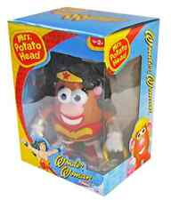 PLAYSKOOL MR.POTATO HEAD WONDER WOMAN MARVEL DC COMICS SUPER HERO FIGURE