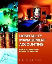 Hospitality Management Accounting by Michael M. Coltman and Martin G. Jagels (20