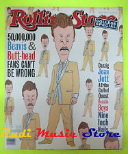 ROLLING STONE USA MAGAZINE 678/1994 Beavis & Butt-Head Danzig Beastie Boys No cd