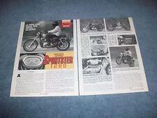 """1995 Harley-Davidson Sportster 1200 Vintage Info Article """"A Hog for Half Price.."""