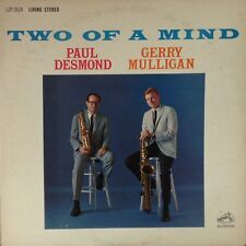 Paul Desmond/Gerry Mulligan-Two Of A Mind-RCA 2624-STEREO