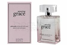Philosophy Amazing Grace Fragrance 2oz/60ml EDP Spray NIB Sealed Women's Perfume