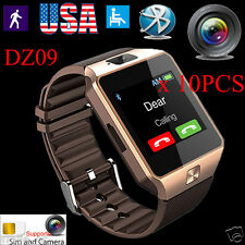 10x DZ09 Bluetooth Smart Watch GSM SIM Camera for iPhone Samsung Android MATE US