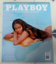PLAYBOY 2017 Playmate CALENDAR Brand New Factory Shrink Wrapped MAGGIE MAY Sims