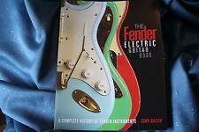 The Fender Electric Guitar Book,Soft Cover, Fender Guitar History 1950 to 2007