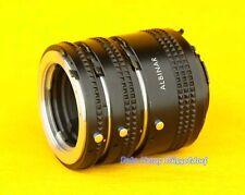 Albinar entre anillos, 3er set 36mm 20mm & 13mm para Minolta MD 01680