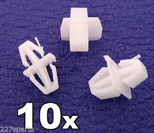 10x Volvo V40 S40 Sill Trim Clip- Fastener Clamp for Side Skirt & Sill Trim