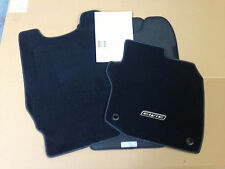 GENUINE HONDA CIVIC 1.6 DIESEL CARPET MAT SET BLACK *NEW CIVIC 2013 MODEL*