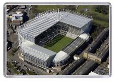 St James Park Football Stadium Newcastle United Aerial image Fridge Magnet 01