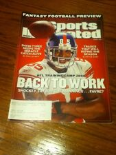 David Tyree New York Giants Sports Illustrated