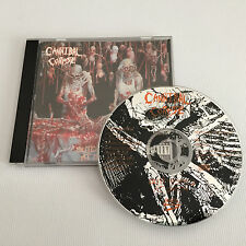 1994 Cannibal Corpse - Butchered at Birth CD - Metal Blade Records