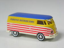 schon eine Rarität (aus 1993): Brekina USA VW T1 Kasten Parkway Distributors