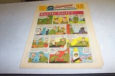 COMICS THE OVERSEAS WEEKLY 1 MAY 1960 BEETLE BAILEY THE KATZENJAMMER KIDS