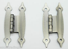 Belwith Products Keeler Cabinet Self Closing Hinge P147-AB Antique Brass NEW