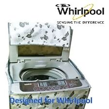 Top Load Washing Machine Cover Upto 7 kg For Whirlpool F-Automatic WM