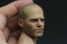 (HS) 1/6 Jason Statham head sculpt (not Hot Toys)
