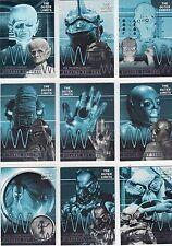 Outer limits premiere étrange mais vrai carte 9 set T1-T9