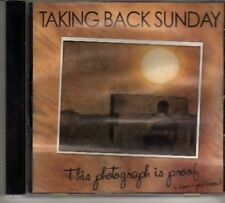 (DP62) Taking Back Sunday, This Photograph Is Proof (Know You Know) - 2005 DJ CD