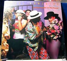 Terri Gonzalez Is There Rockin' In This House LP SEALED