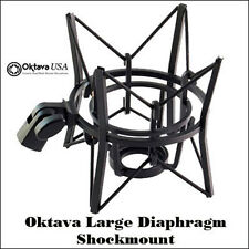 Oktava Shockmount for MK319, MK219, ML52, ML53, MKL2500 - Brand New!