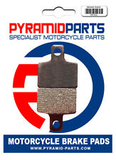 Factory R12 50 Phantom Agua 2006 Front Brake Pads