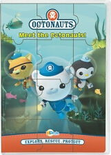 Octonauts: Meet the Octonauts! [With Puzzle] (2014, DVD NEUF)