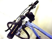 Cream Carbon Rechargeable Heated Over Grips. Fits Pocket Bicycles Polygon Bikes