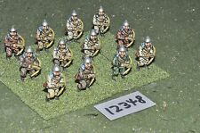 25mm ancient chinese crossbowmen 12 figures (12348)