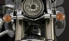 YAMAHA V STAR 1300 950 LOWER WIND DEFLECTORS FOR A FIXED WINDSHIELD
