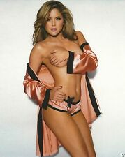 Brittney Palmer Playboy 8x10 Photo Picture 2012 Cover Model UFC Ring Girl Maxim