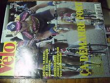 µ??  Revue Velo Magazine n°373 Halgand 100 meilleurs mondiaux Zabel Museeuw